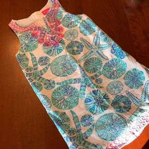 Lily Pulitzer Dress girls size 8
